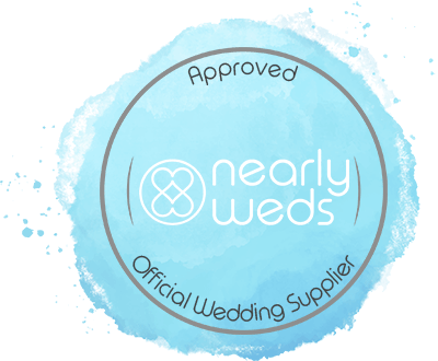Approved Official Nearlyweds Wedding Supplier