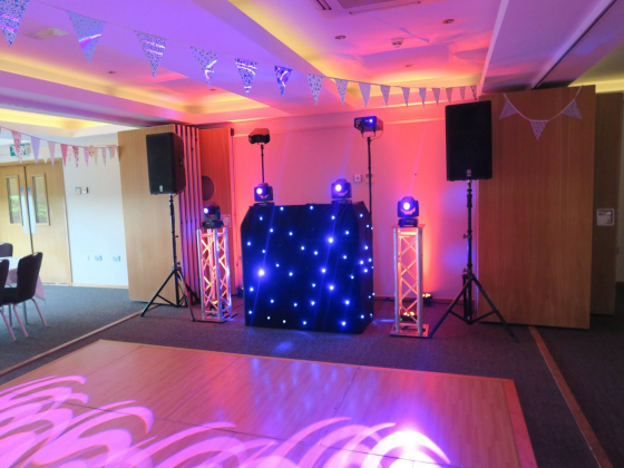 Cornwall Wedding DJ at Bedruthan Steps Hotel - Bedruthan