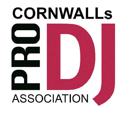 Member Of Cornwall's Pro DJ Association