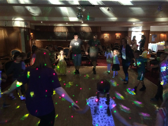 Children's Party Hokey Cokey