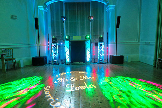 Cornwall Wedding DJ at Scorrier House - Redruth