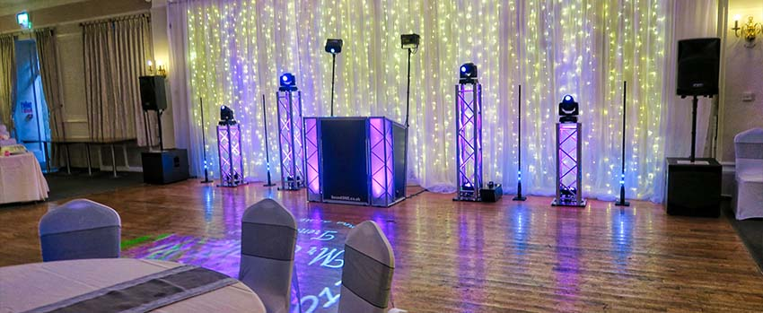 Wedding DJ at Tregenna Castle